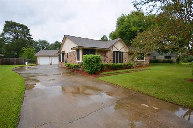 105 Aster Lane, Lake Jackson, TX 77566 (MLS #63311677) :: TEXdot Realtors, Inc.