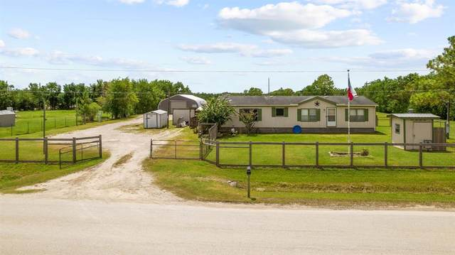 2100 Ohio Avenue, Dickinson, TX 77539 (MLS #63318841) :: The SOLD by George Team