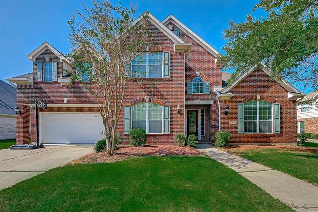 2204 Verona Drive, Pearland, TX 77581 (MLS #63326089) :: Caskey Realty