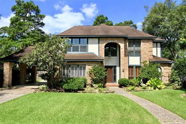 5106 Sandy Grove Drive, Kingwood, TX 77345 (MLS #63326886) :: The Parodi Team at Realty Associates