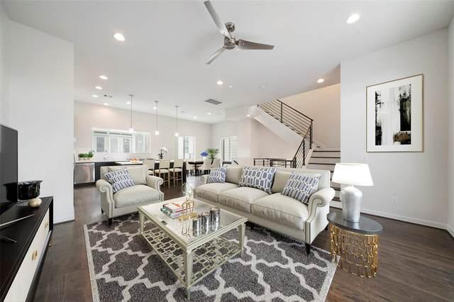 5006 Rose Street, Houston, TX 77007 (MLS #63331366) :: Green Residential