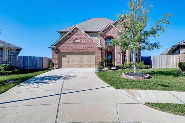 8602 Brookdale Park Lane, Richmond, TX 77407 (MLS #63331595) :: Texas Home Shop Realty