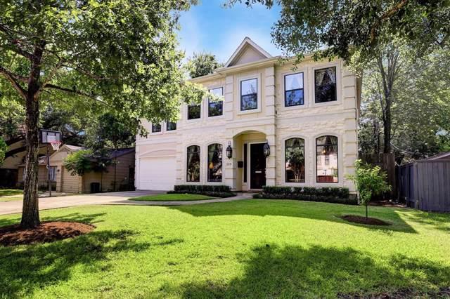 139 Beverly Lane, Bellaire, TX 77401 (MLS #63337255) :: The Heyl Group at Keller Williams