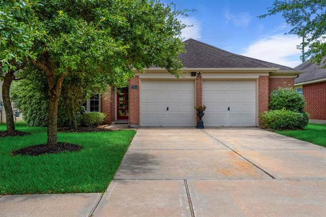 20615 Orchid Blossom Way, Cypress, TX 77433 (MLS #63347815) :: The Heyl Group at Keller Williams