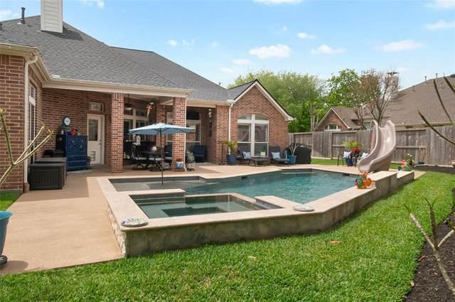 3504 Kingston Drive, Friendswood, TX 77546 (MLS #63353378) :: Ellison Real Estate Team