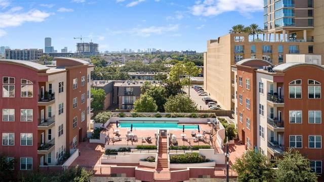 1010 Rosine Street #16, Houston, TX 77019 (MLS #63355392) :: Giorgi Real Estate Group