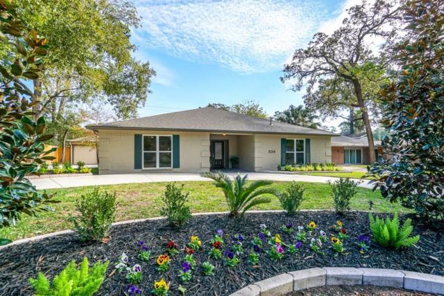 834 Wycliffe Drive, Houston, TX 77079 (MLS #63360656) :: Caskey Realty