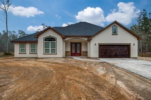 18699 Oak Shadow Circle, Conroe, TX 77302 (MLS #63362529) :: The Bly Team