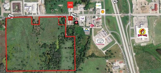 0 E Main Street, Madisonville, TX 77864 (MLS #63362556) :: All Cities USA Realty