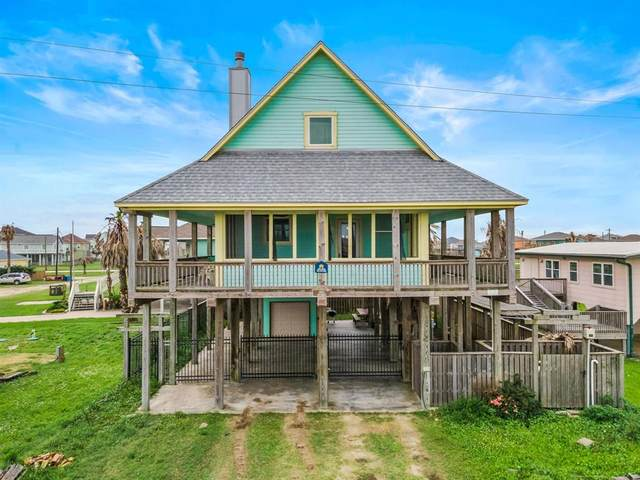 887 Gregory, Crystal Beach, TX 77650 (MLS #63364700) :: The Bly Team
