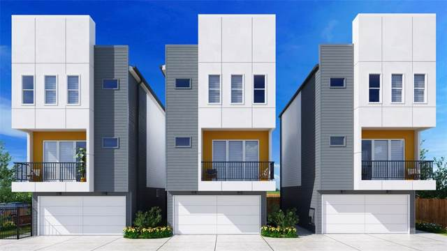 2821 Palm Street, Houston, TX 77004 (MLS #63369492) :: The Parodi Team at Realty Associates