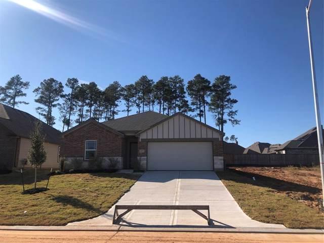 40505 N Mostyn Lake Drive, Magnolia, TX 77354 (MLS #63374111) :: Texas Home Shop Realty