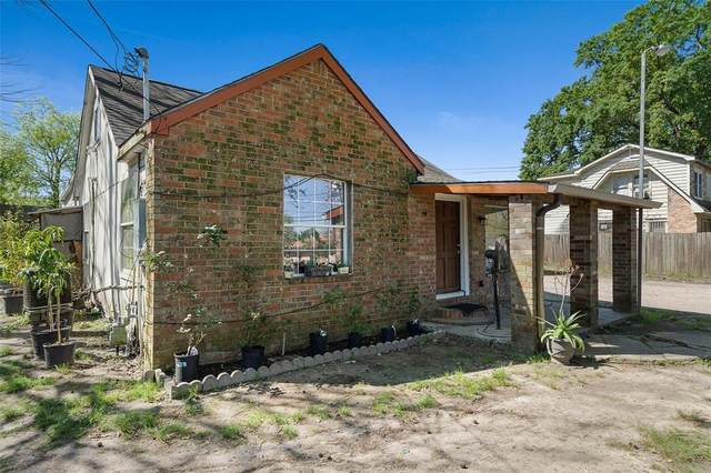 410 Plymouth Street, Houston, TX 77022 (MLS #6338074) :: All Cities USA Realty