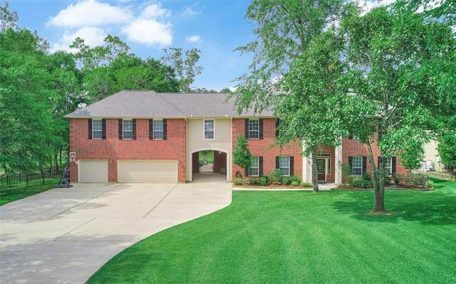 18888 Harbor Side Boulevard, Montgomery, TX 77356 (MLS #63402831) :: Connect Realty