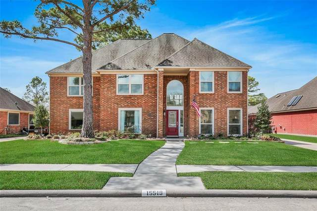 15519 Twisting Springs Drive, Cypress, TX 77433 (MLS #63408237) :: The Sansone Group