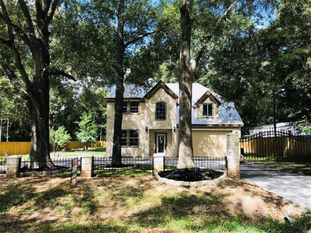 20548 Mcgager Drive, New Caney, TX 77357 (MLS #63409377) :: The Bly Team