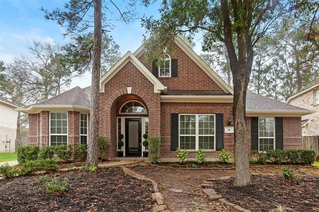 90 Marlberry Branch Drive Drive, The Woodlands, TX 77384 (MLS #63412653) :: Green Residential