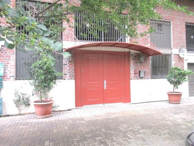 2205 Mckinney Street #507, Houston, TX 77003 (MLS #63412685) :: Homemax Properties