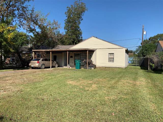 3103 Washington Street, Pasadena, TX 77503 (MLS #63425727) :: Texas Home Shop Realty