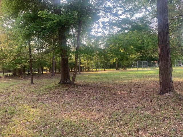 TBD Walnut Tree Lane Lane, Plantersville, TX 77363 (MLS #63425800) :: The SOLD by George Team