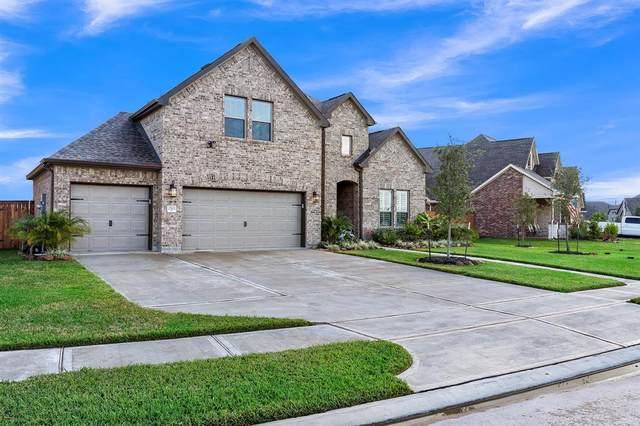 2501 Robin Crossing Lane, Galveston, TX 77573 (MLS #63439069) :: Texas Home Shop Realty