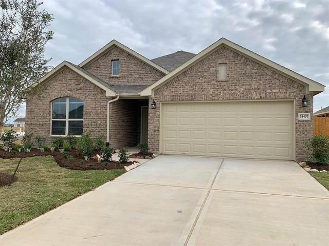 125 Eliana Shores Drive, Katy, TX 77493 (MLS #63440207) :: Texas Home Shop Realty