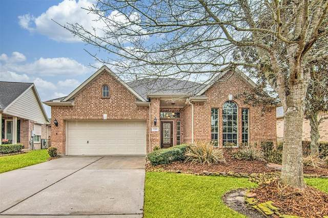2325 S Lago Vista Drive, Pearland, TX 77581 (MLS #63493576) :: Ellison Real Estate Team