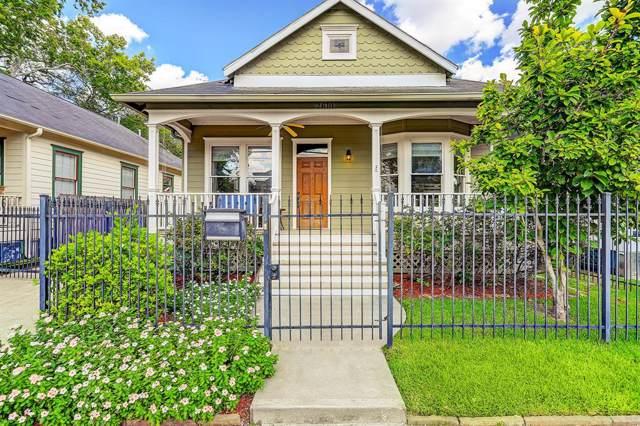 2610 Cortlandt Street, Houston, TX 77008 (MLS #63498192) :: Texas Home Shop Realty