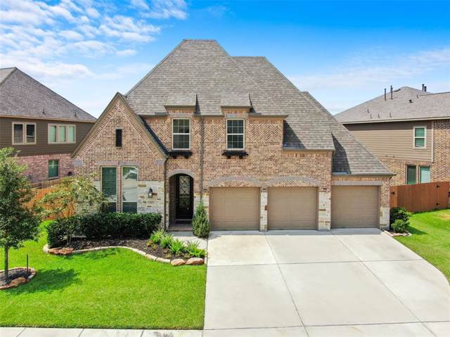 27927 Coulter Drive, Spring, TX 77386 (MLS #63500541) :: The SOLD by George Team