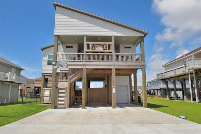 967 Surf #1806, Crystal Beach, TX 77650 (MLS #63507444) :: The SOLD by George Team