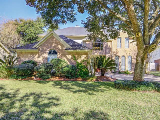 1910 Lori Court, Seabrook, TX 77586 (MLS #6350756) :: The SOLD by George Team