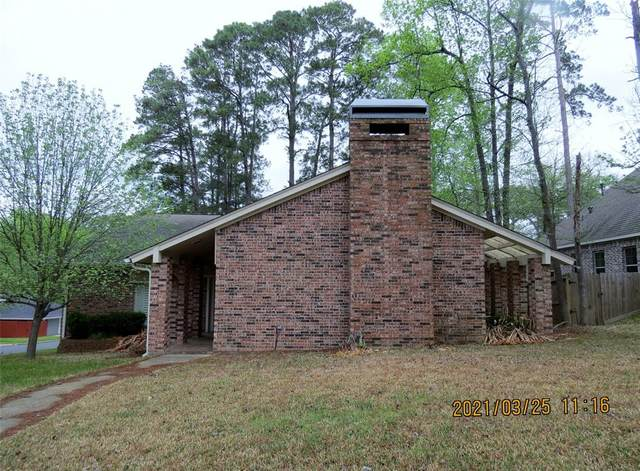 422 River Oaks Drive, Huntsville, TX 77340 (MLS #63511431) :: Homemax Properties