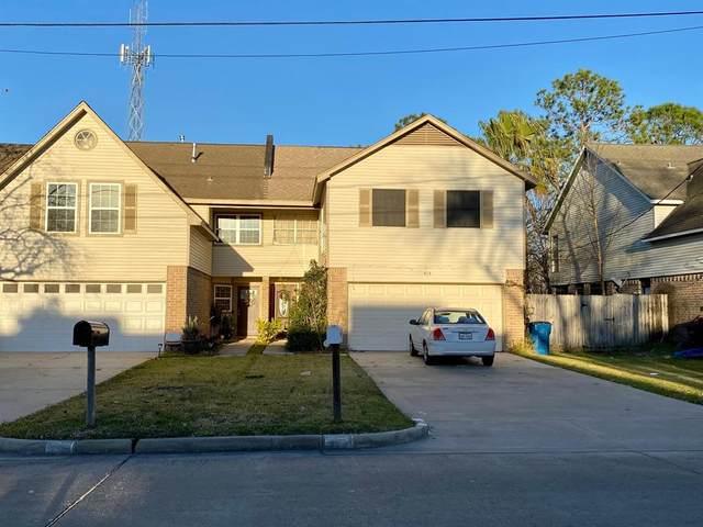 415 S Austin Street, Webster, TX 77598 (MLS #63516800) :: The Queen Team