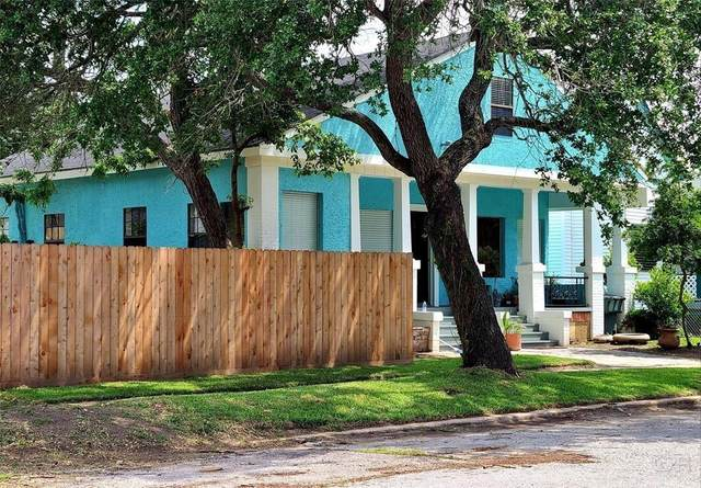 3128 Avenue O 1/2, Galveston, TX 77550 (MLS #63519487) :: Keller Williams Realty