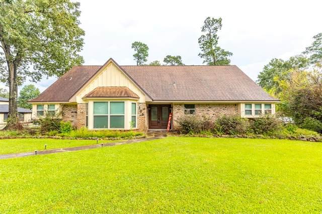 306 W Pineshadows Drive, Sour Lake, TX 77659 (MLS #63529149) :: Texas Home Shop Realty