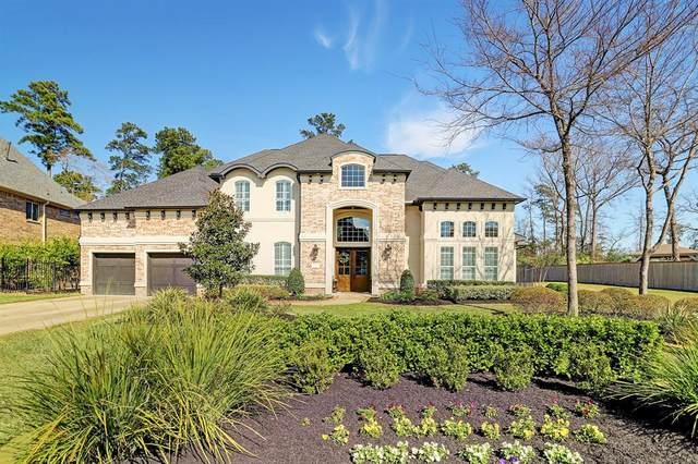 103 N Curly Willow Circle, The Woodlands, TX 77375 (MLS #63531154) :: The Home Branch