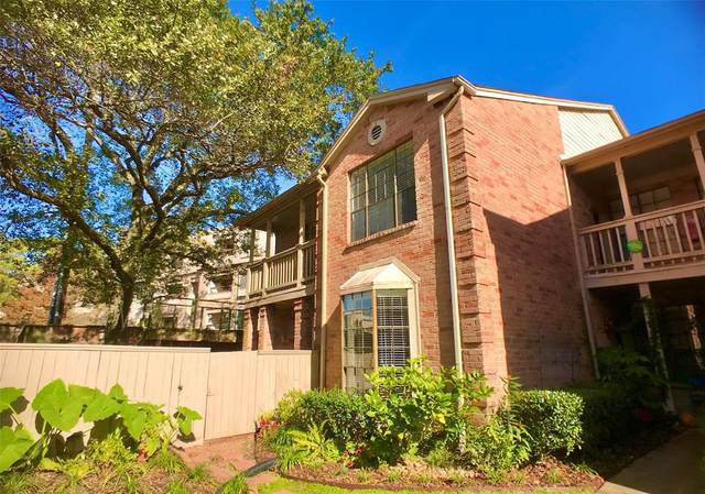 2255 Braeswood Park Drive #132, Houston, TX 77030 (MLS #63536372) :: Rachel Lee Realtor