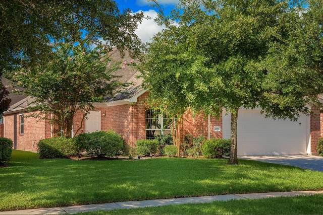 3418 Schumann Oaks Drive, Spring, TX 77386 (MLS #63546649) :: Texas Home Shop Realty