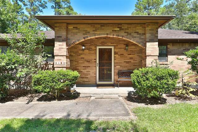 3503 Oak Drive, Dickinson, TX 77539 (MLS #63565438) :: The Freund Group