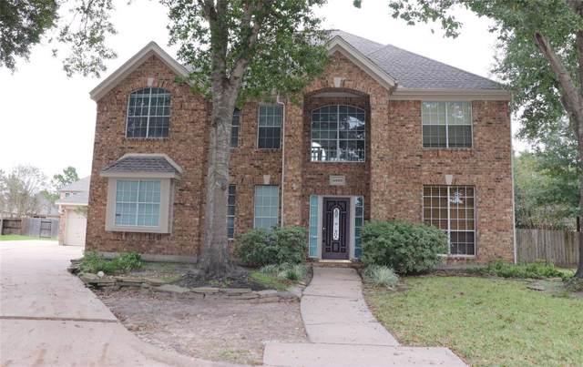 2402 Amber Springs Drive, Katy, TX 77450 (MLS #6356708) :: The Parodi Team at Realty Associates