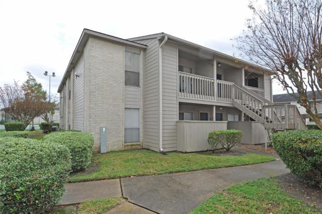 3919 Fairmont Parkway #199, Pasadena, TX 77504 (MLS #6356969) :: The Kevin Allen Jones Home Team