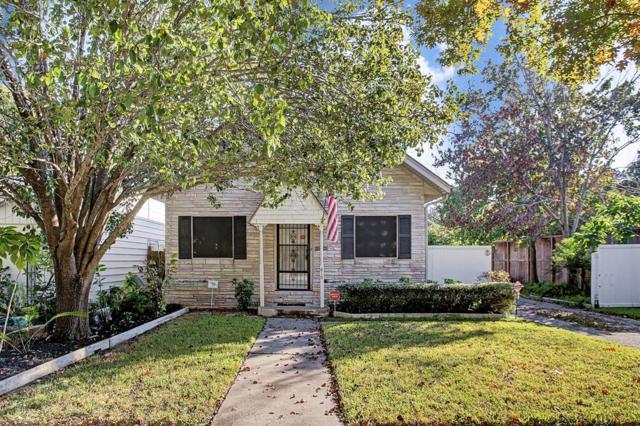610 Peddie Street, Houston, TX 77008 (MLS #63571633) :: Glenn Allen Properties