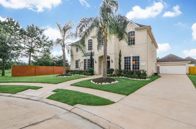 2610 Summer Creek Drive, Pearland, TX 77584 (MLS #63580715) :: The SOLD by George Team