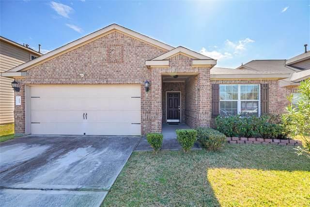 902 Marigold Road, Baytown, TX 77521 (MLS #63586298) :: The SOLD by George Team