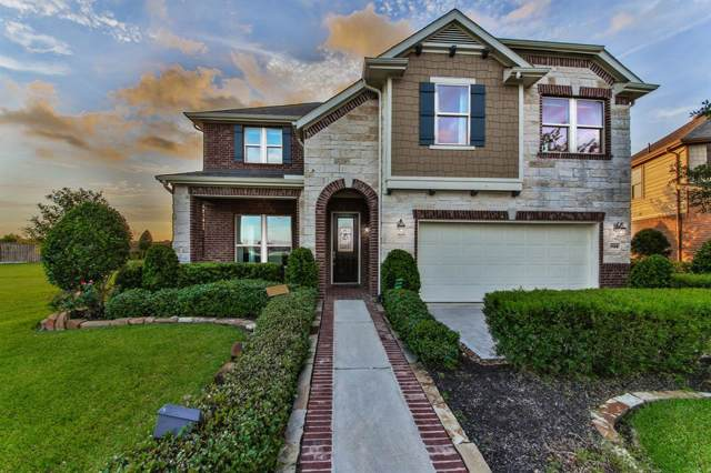 3120 Vintage View Lane, Pearland, TX 77584 (MLS #63587064) :: JL Realty Team at Coldwell Banker, United