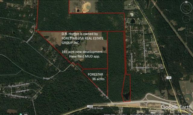 FM 1488 Fm 1488, Magnolia, TX 77354 (MLS #63589237) :: Magnolia Realty