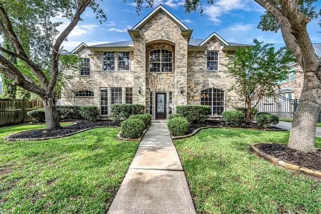 5818 Grand Creek Lane, Katy, TX 77450 (MLS #63597045) :: The SOLD by George Team