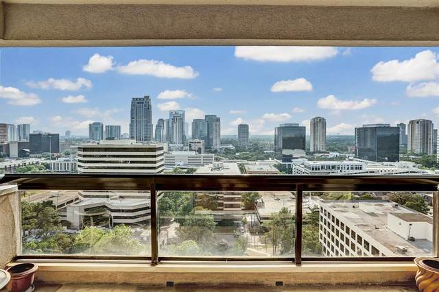 49 Briar Hollow Lane #2001, Houston, TX 77027 (MLS #63599965) :: The SOLD by George Team