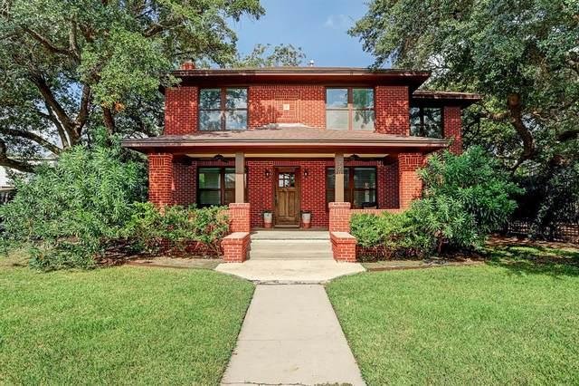 720 Bomar, Houston, TX 77006 (MLS #63602105) :: Texas Home Shop Realty
