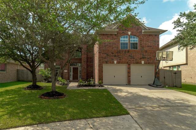 2103 Forest Glen Lane, Kemah, TX 77565 (MLS #63607026) :: The SOLD by George Team